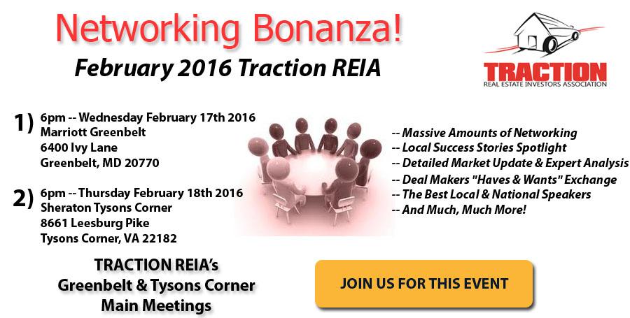 2016-02 Feb - Networking