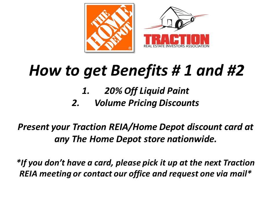 Home Depot Member Benefits Presentation 3